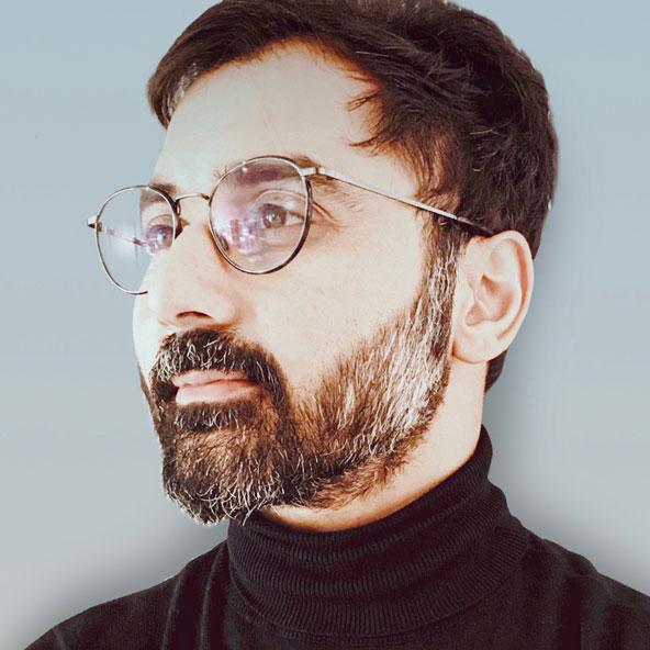 Chirag Bhasin - team member of Fontys Pulsed