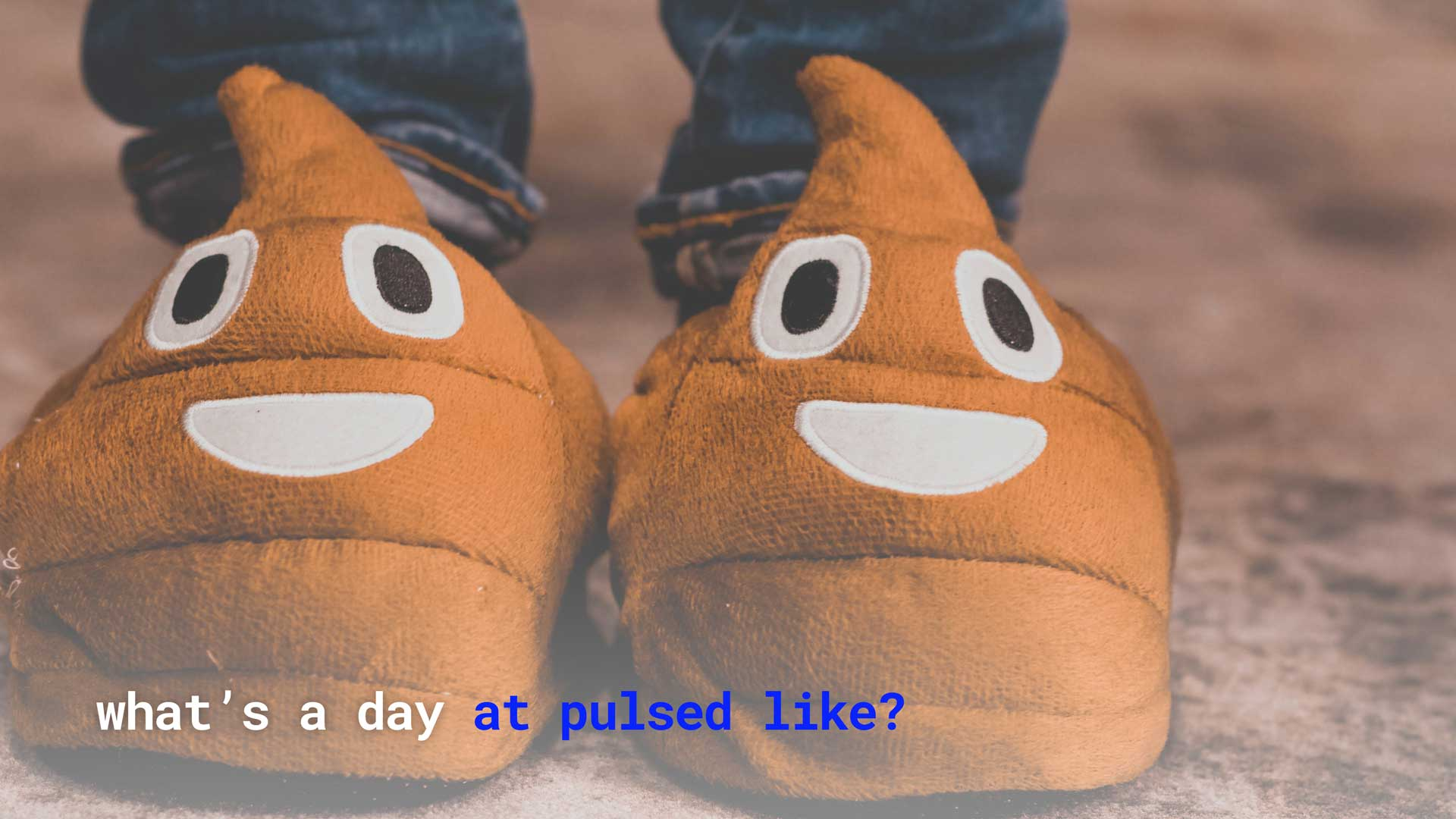 Vimeo video that answers the question of 'what's a day at pulsed like?'