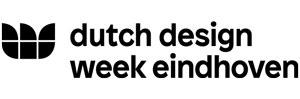 Dutch Design Week black & white logo