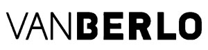 van Berlo black & white logo