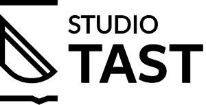 Studio Tast black & white logo