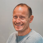 Portrait image of Rens van der Vorst