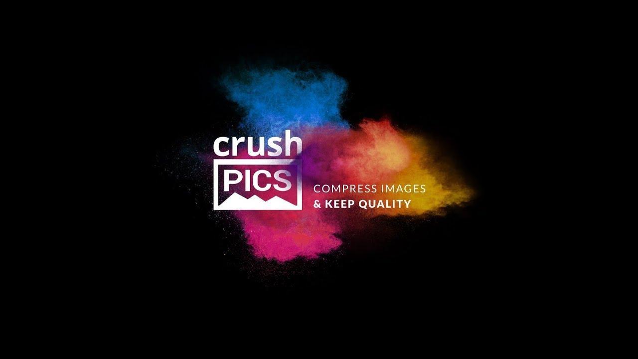 Crush.pics image optimization API