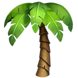 emoji palm tree