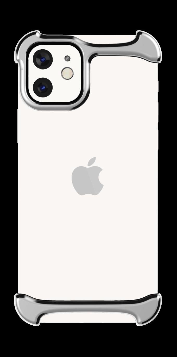 iPhone 12 Titanium white