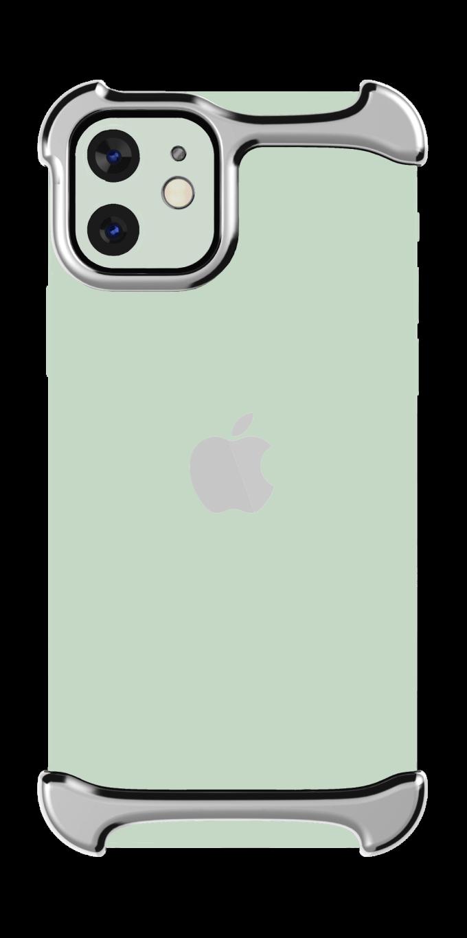 iPhone 12 Titanium green
