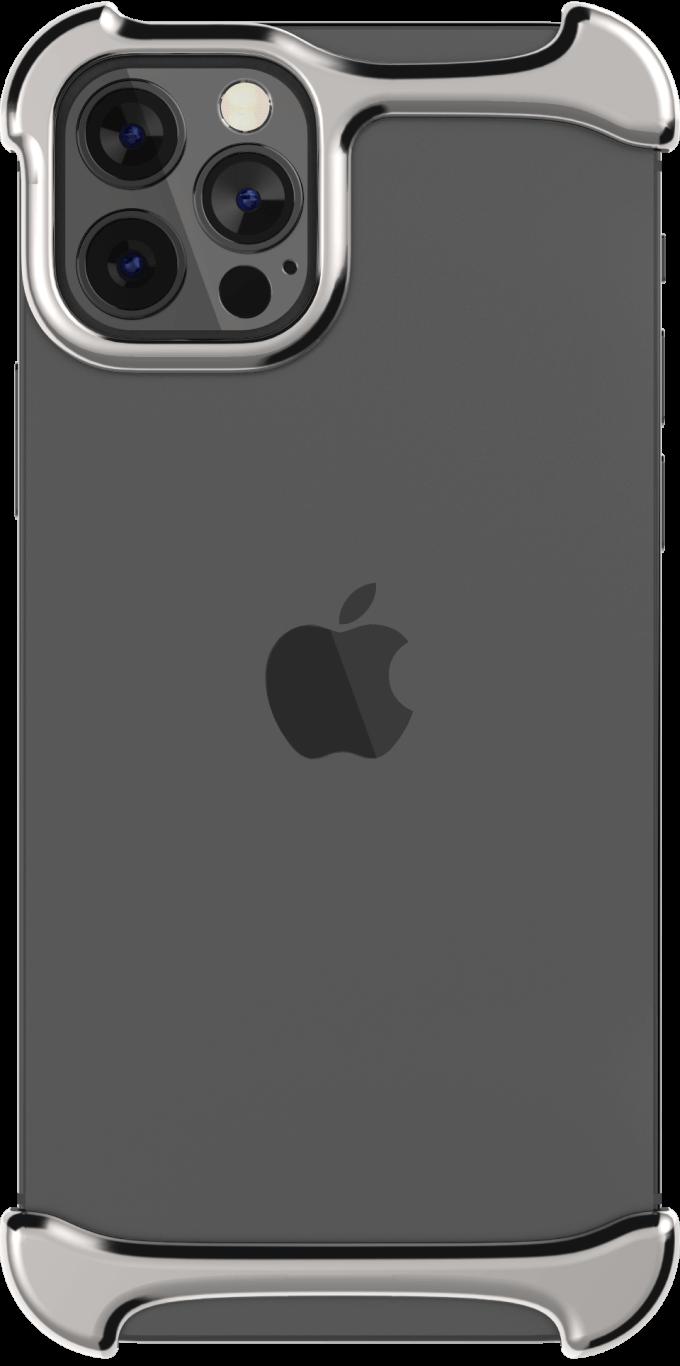iPhone 12 Pro Max Titanium silver