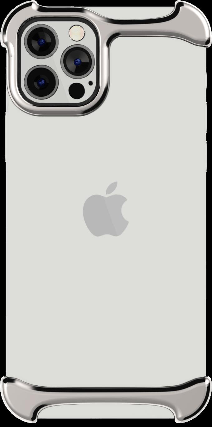 iPhone 12 Pro Max Titanium white