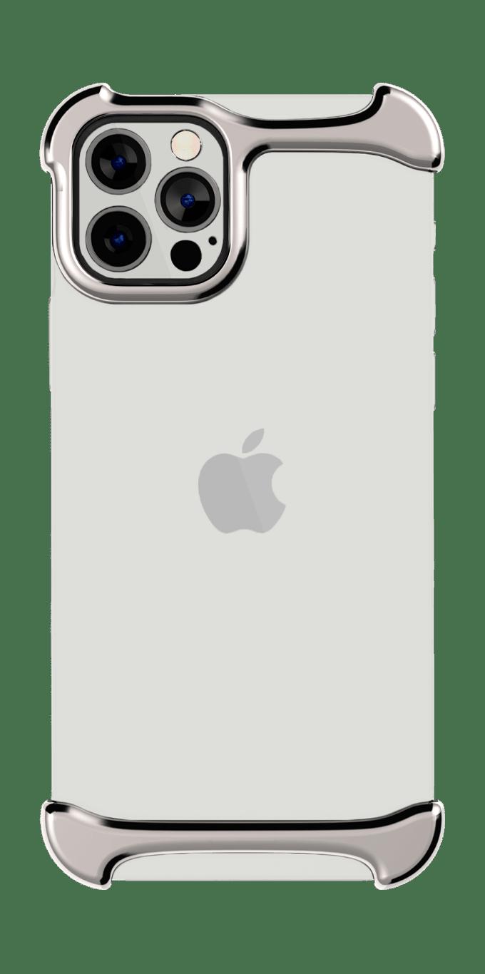iPhone 12 Pro Titanium white