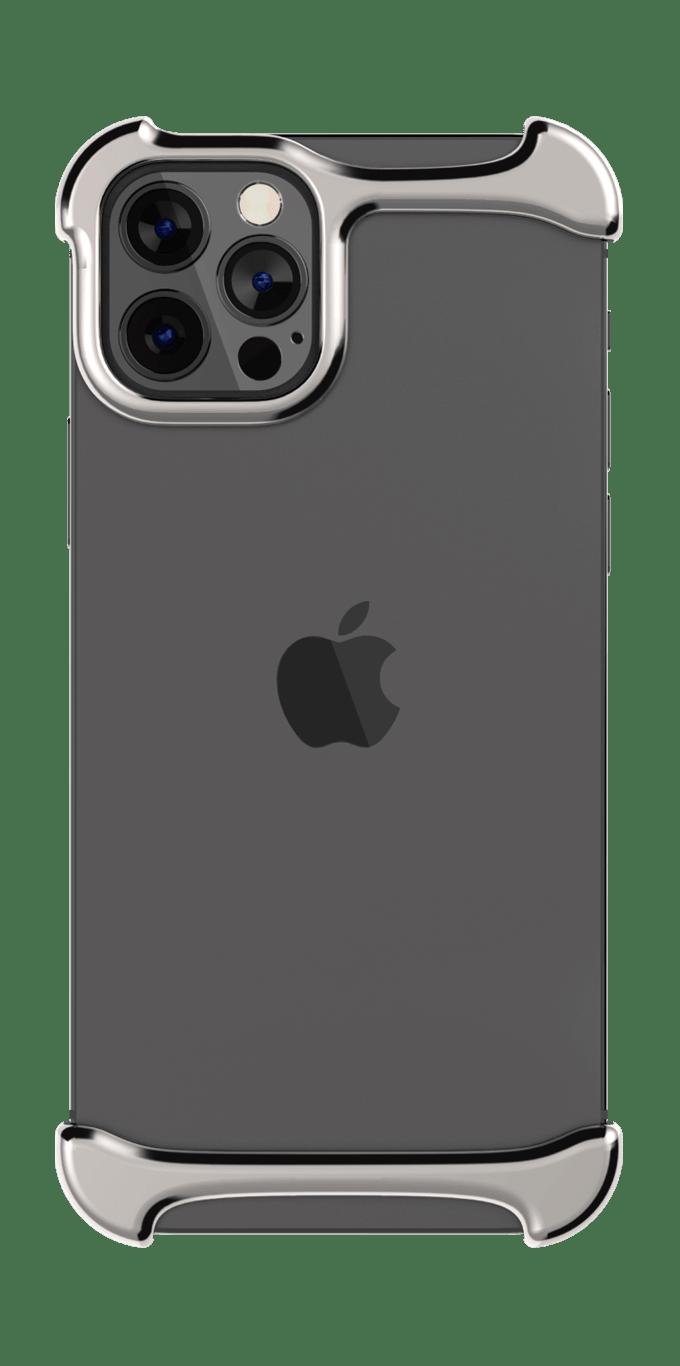 iPhone 12 Pro Titanium silver