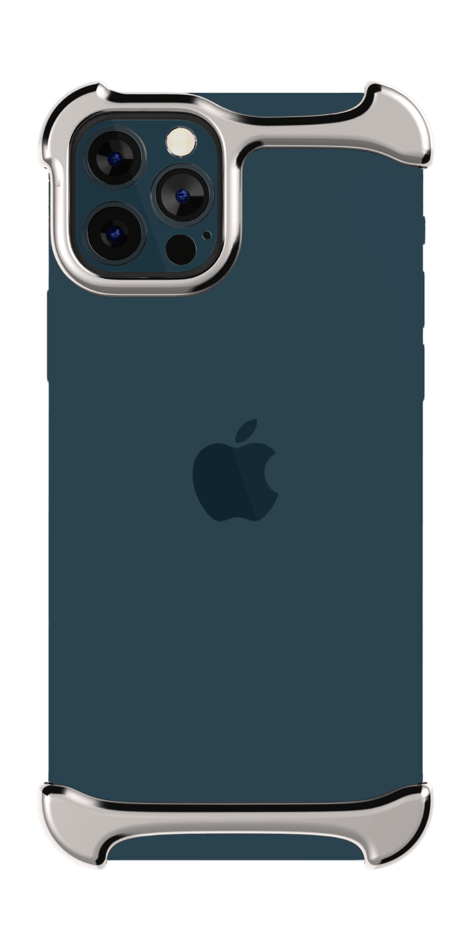 iPhone 12 Pro Titanium blue