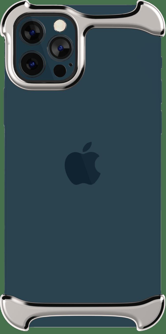 iPhone 12 Pro Max Titanium blue