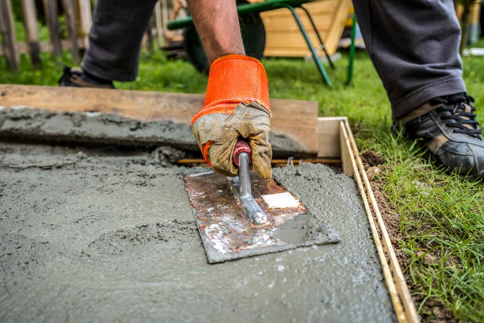 When to seal new concrete? Ever-Seal it Now!