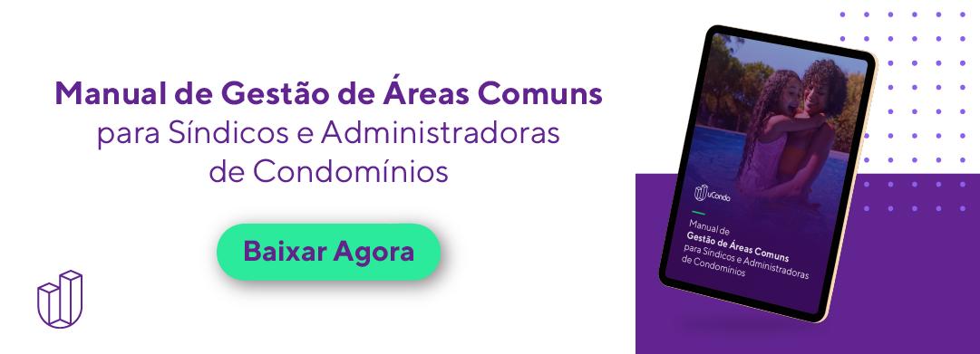 Manual de gestão de áreas comuns do condomínio - Baixar gratuitamente
