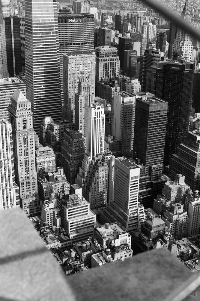 Immensité urbaine