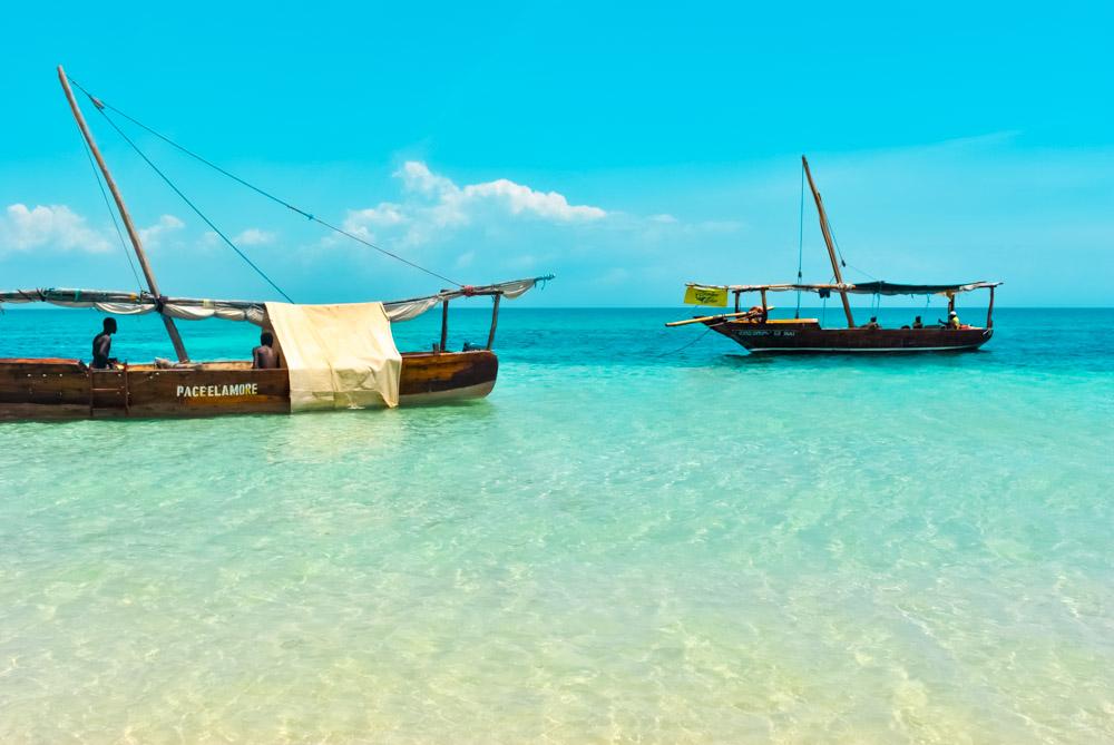 Paradis bleu (Zanzibar) - François B. pour Photo-to-go
