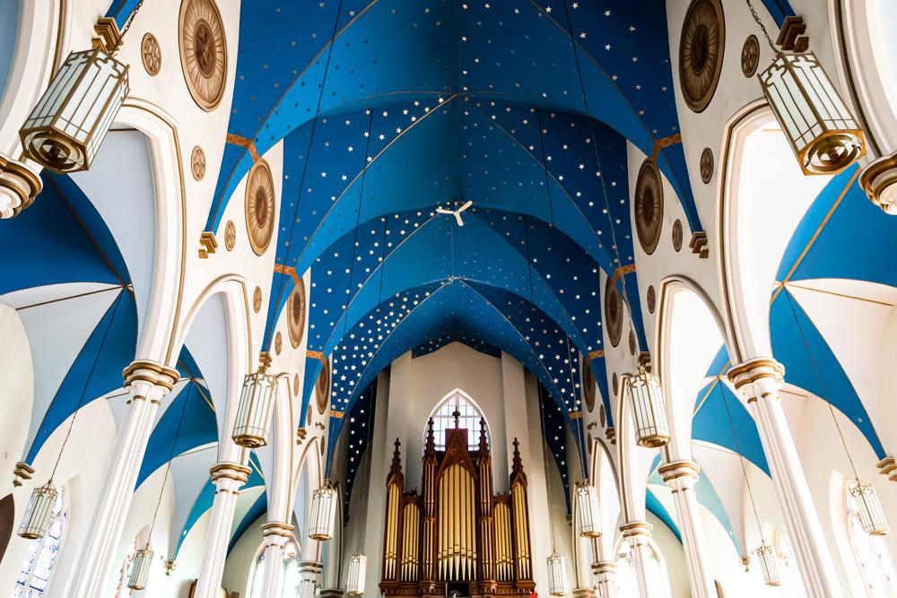 Bleu grecque - Ile du Prince Edouard (Canada) - François B. pour Photo-to-go