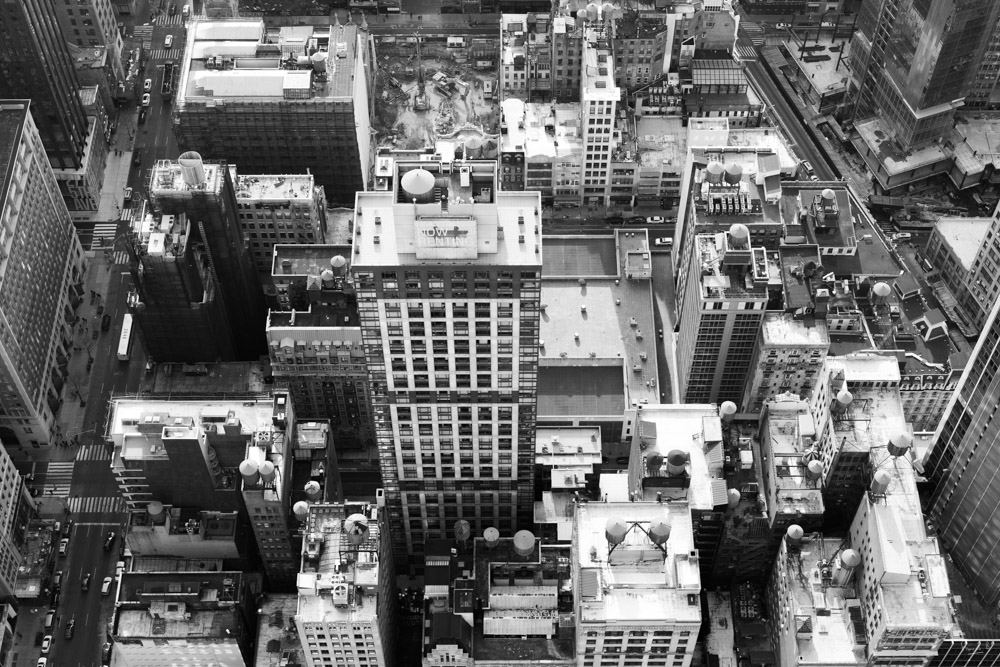 Downtown - New York - François B. pour Photo-to-go