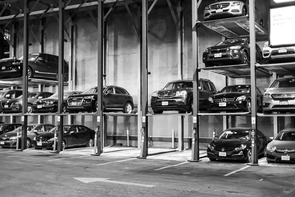 Garage - New York - François B. pour Photo-to-go