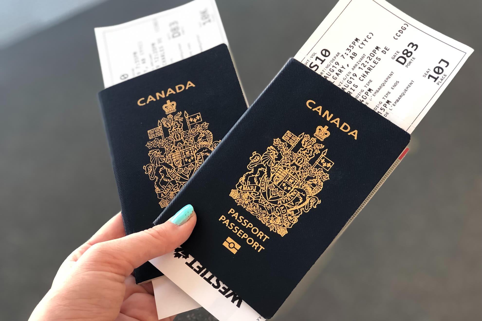 Cambridge Immigration, Canada, Passport,