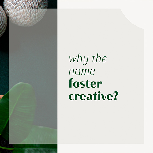 Foster Creative Instagram