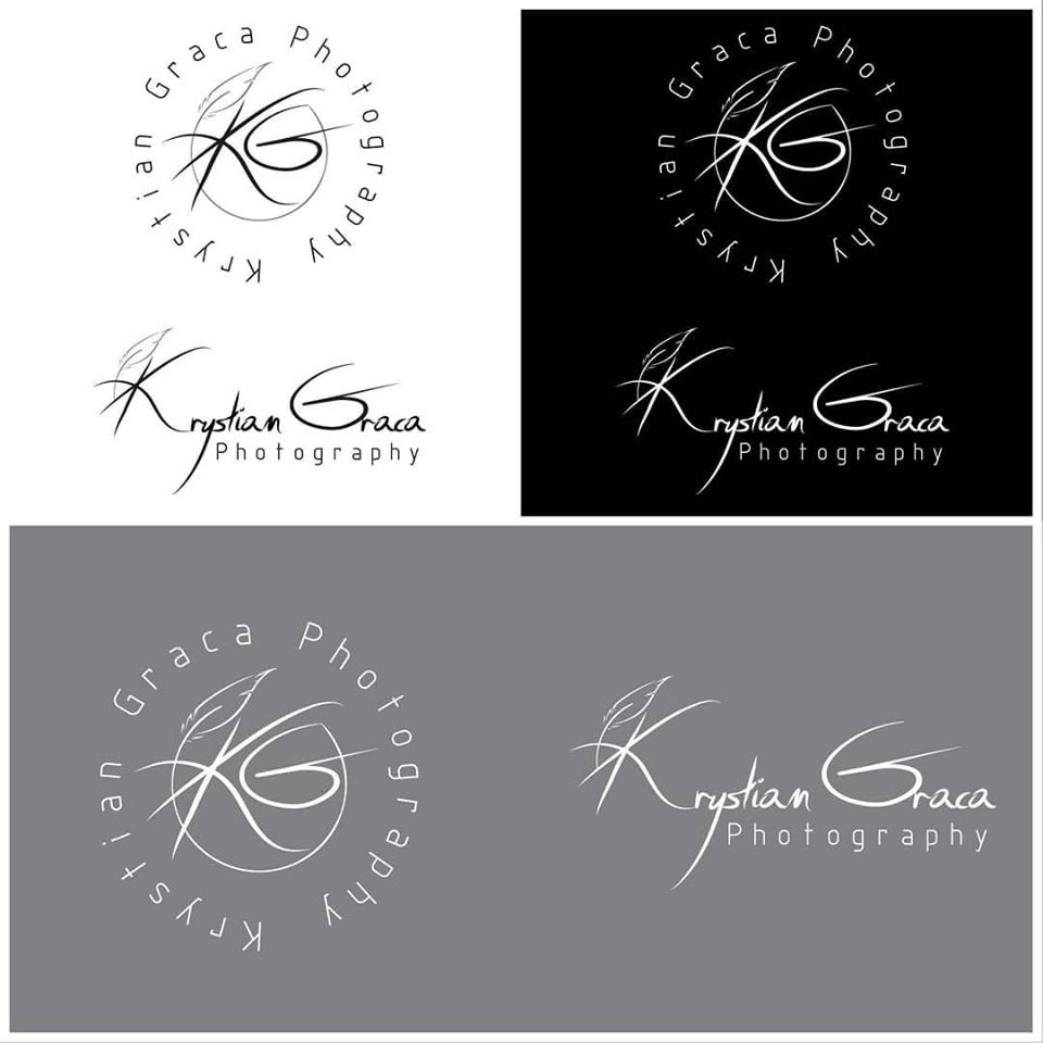 Krystian Graca Photography LOGO Different Variants