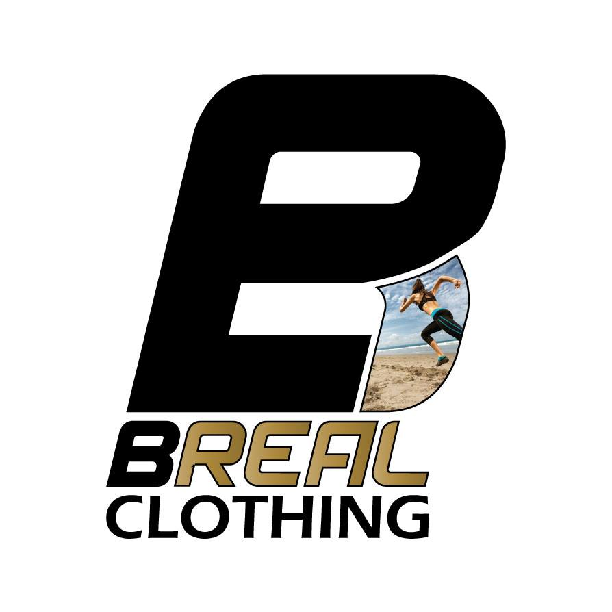 B-Real Clothing LOGO