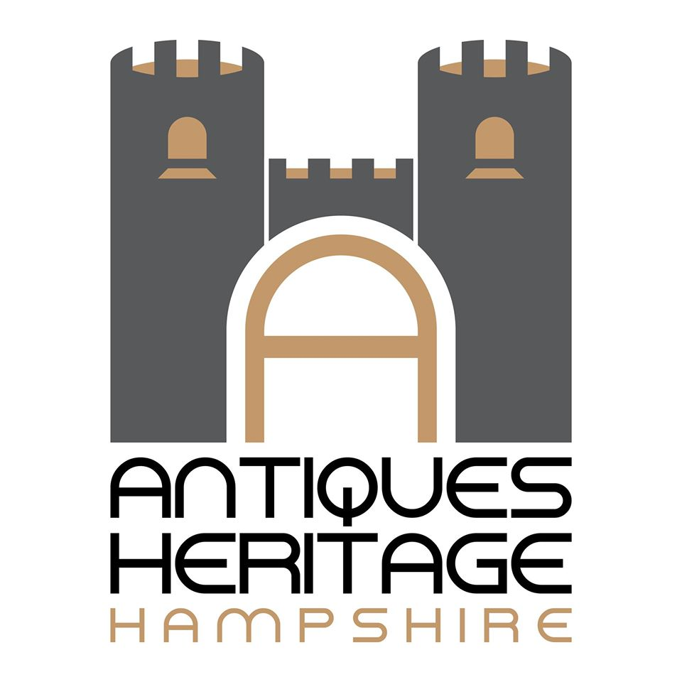 Antiques Heritage Hampshire LOGO Design