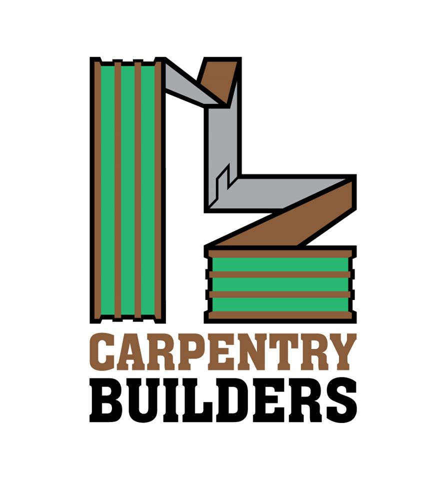 MZ Carpentry Builders LOGO Design