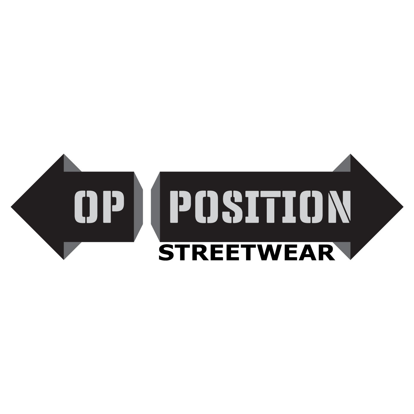 OPPOSITION Street Wear LOGO