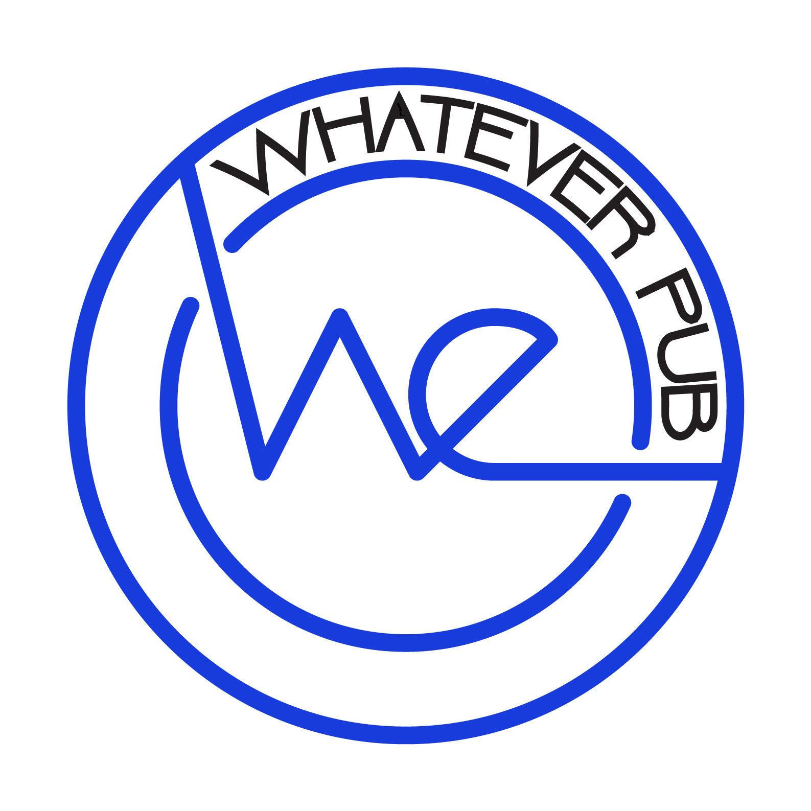 WHATEVER PUB Logo