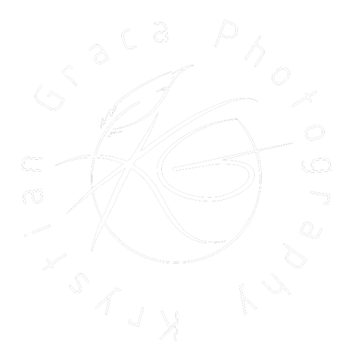 Krystian Graca Photography LOGO White