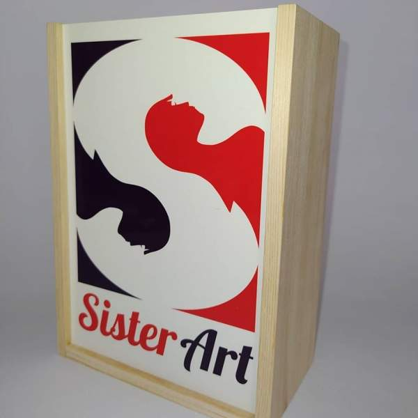 SisterArt Photo Box