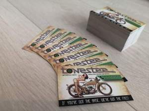 TONESTEE Business Cards 2