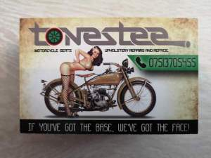 TONESTEE Business Cards 3