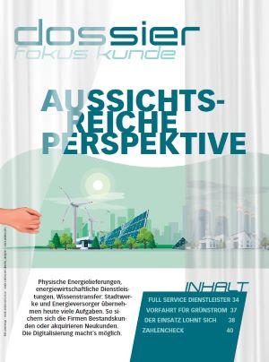 Aussichtsreiche Perspektive für Stadtwerke und Energieversorger