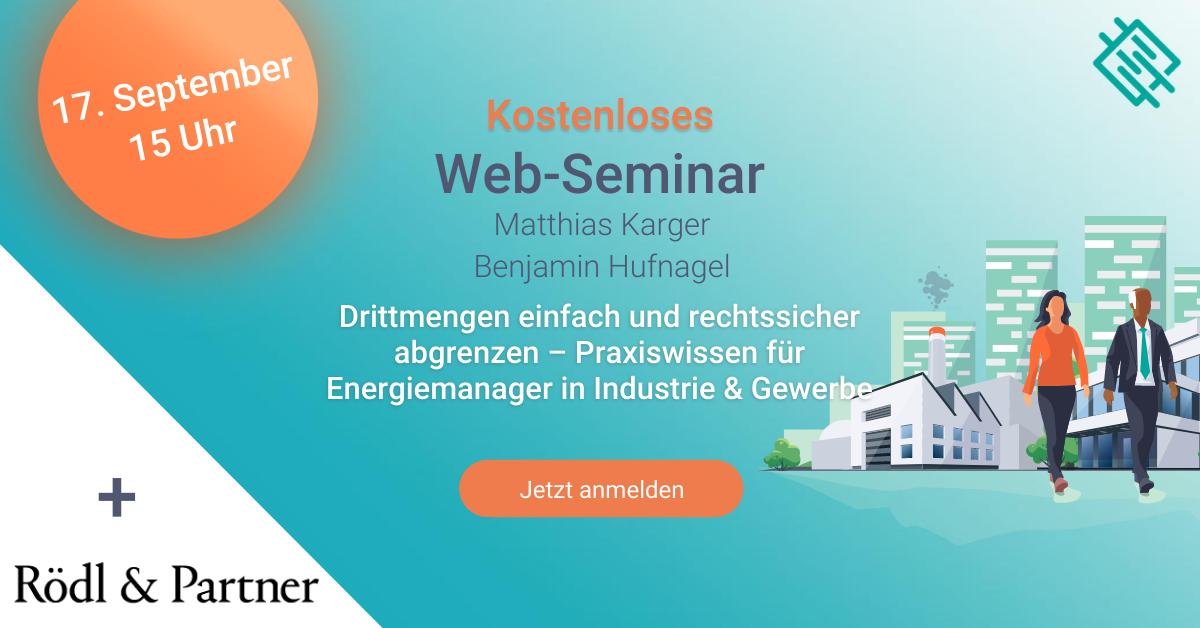 node.energy Web-Seminar zur Drittmengenabgrenzung