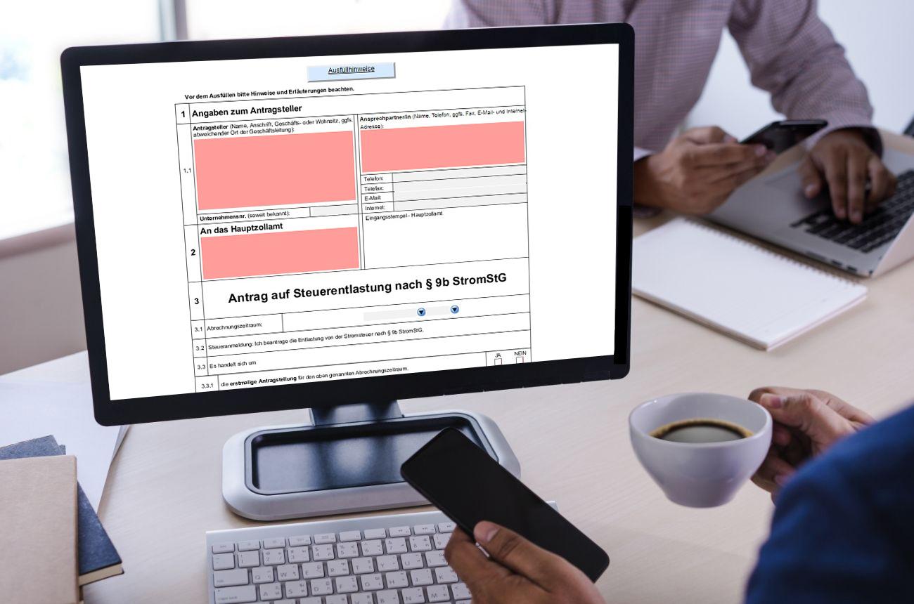 Stromsteuererstattung richtig beantragen – Tipps, Fristen und Formulare