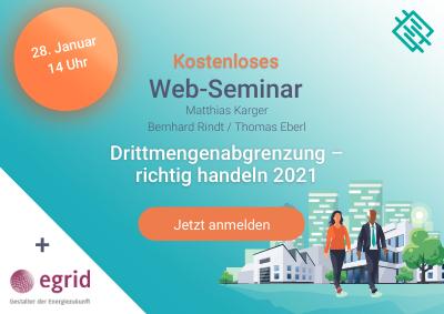 Anmeldung zum Web-Seminar Drittmengenabgrenzung