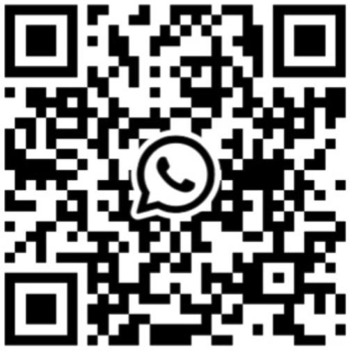 Join BuildStream WhatsApp group via QR code