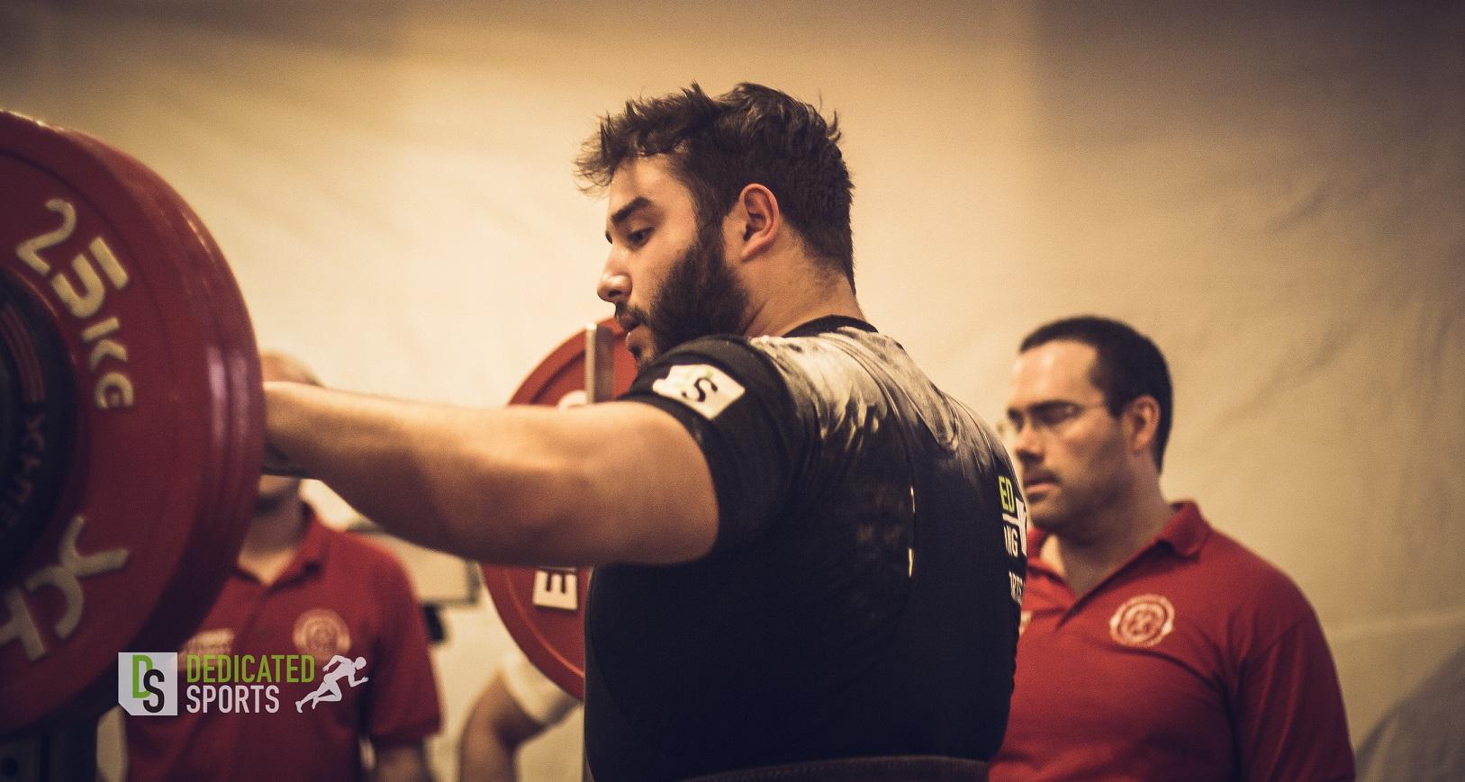 Kniebeuge Ahmet