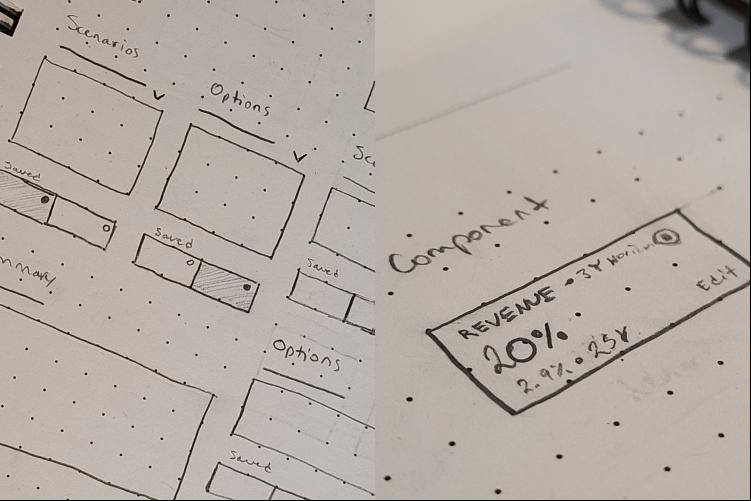 UI Sketches