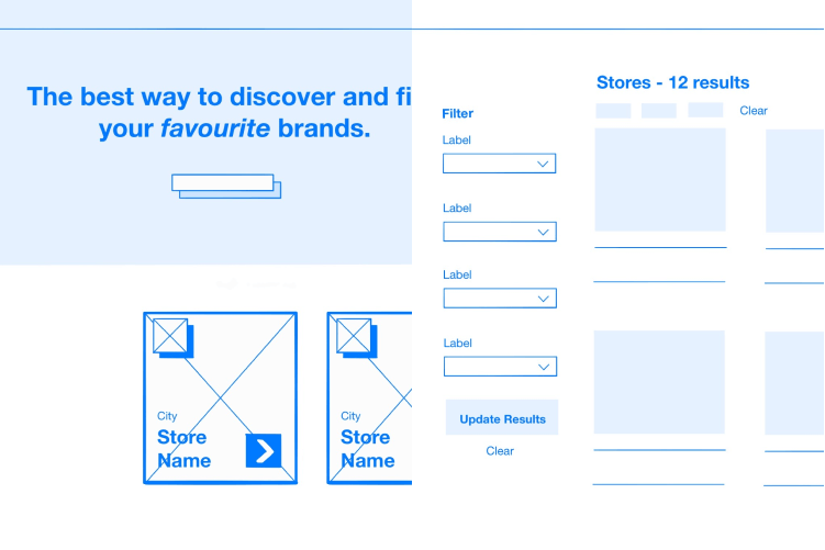 Basic Wireframes