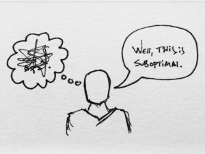 Suboptimal-Great incident response
