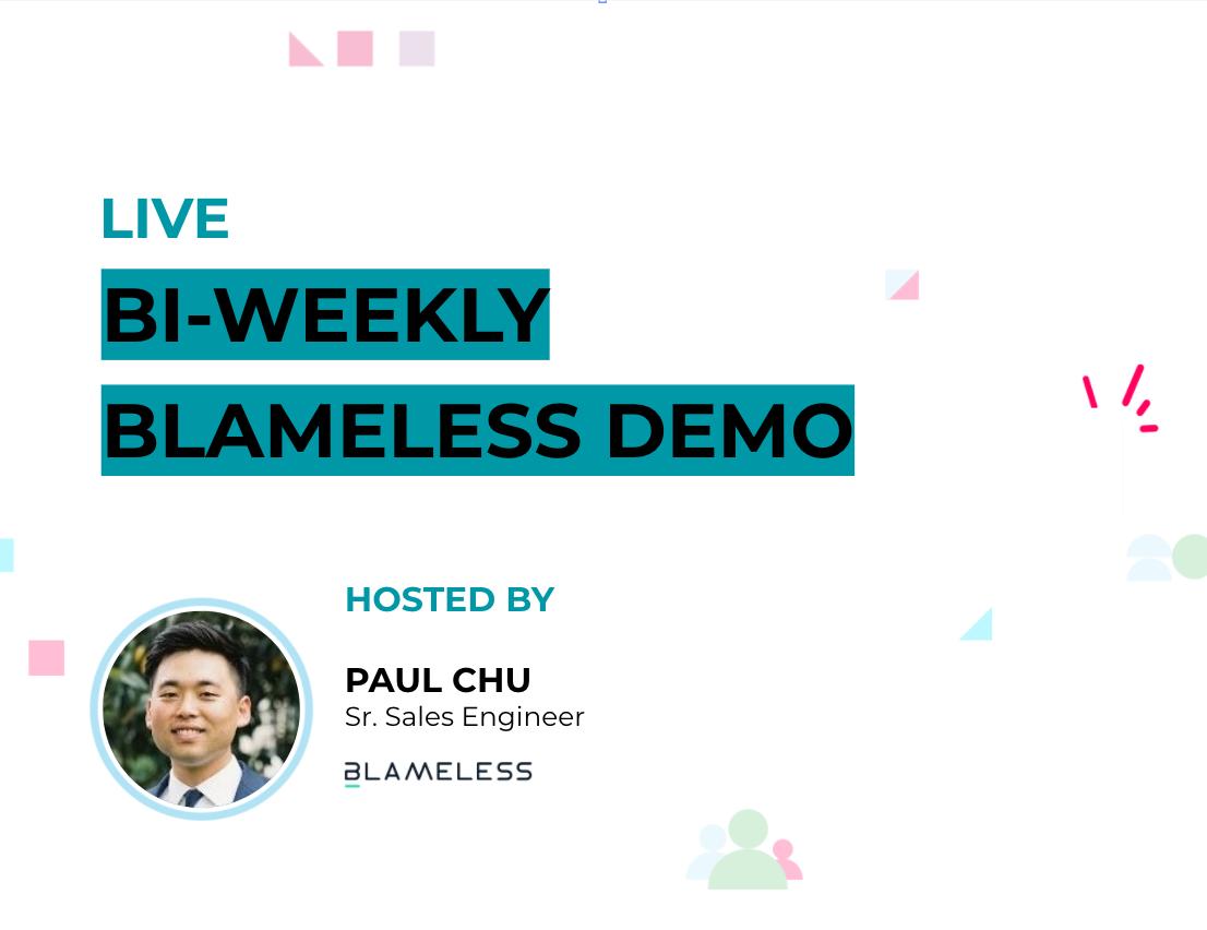 Live Bi-Weekly Demo