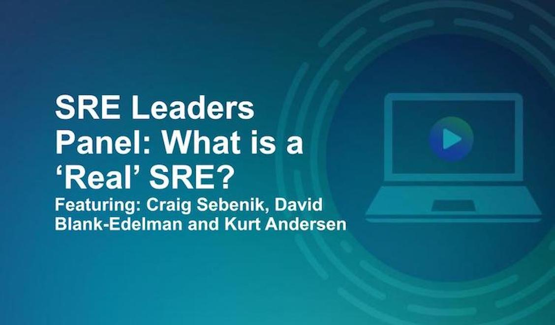 What is a 'Real' SRE?