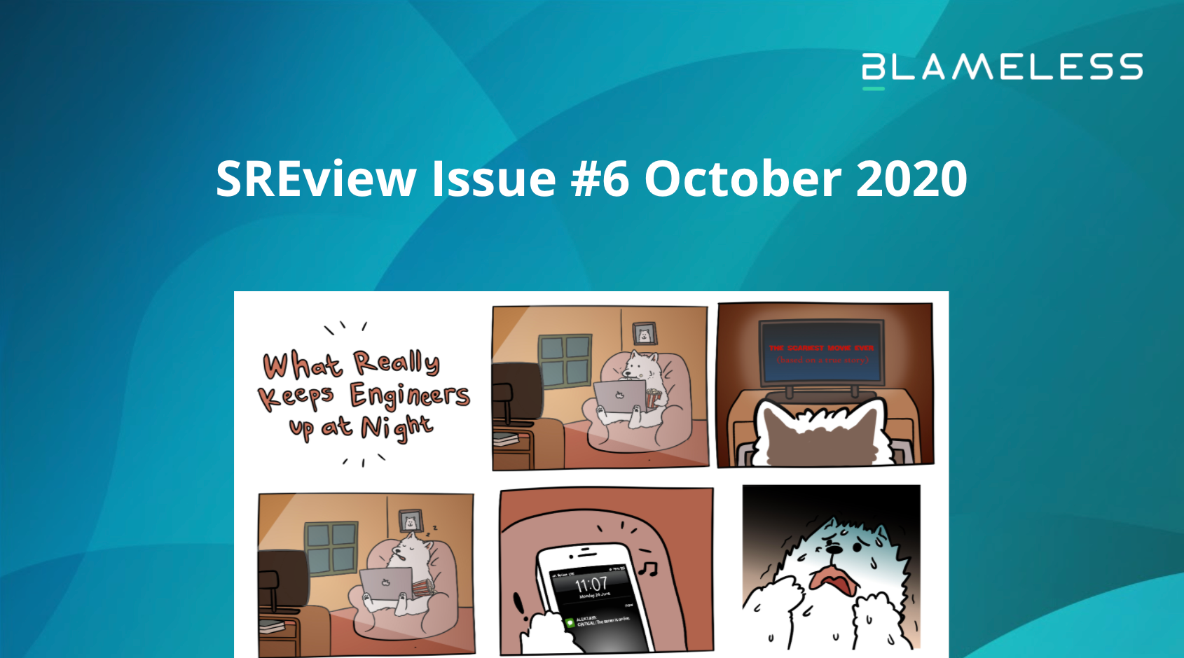 SREview Issue #6 October 2020