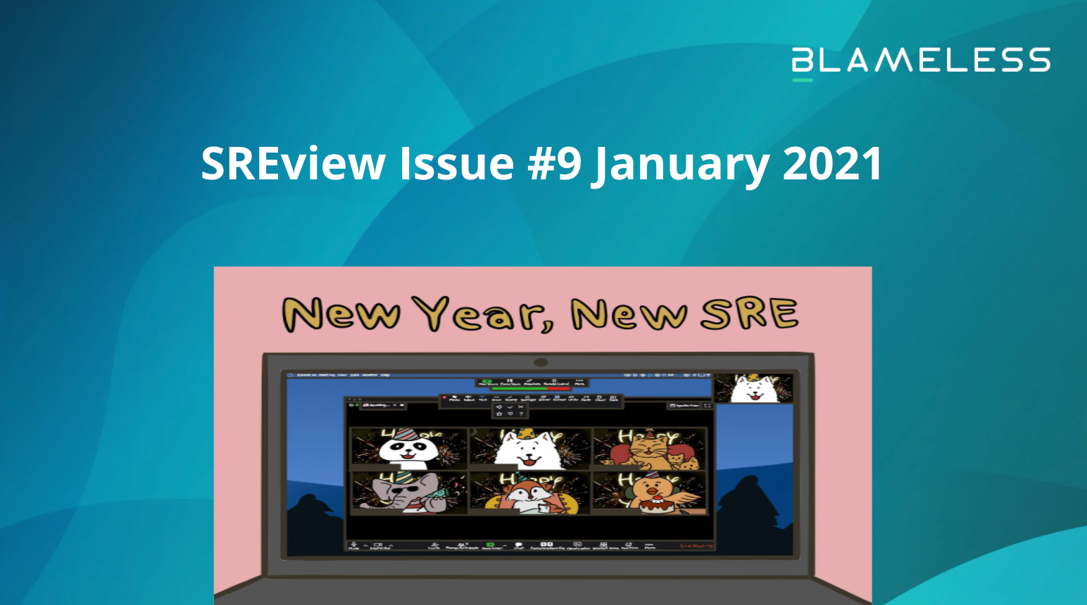 SREview Issue #9 January 2021