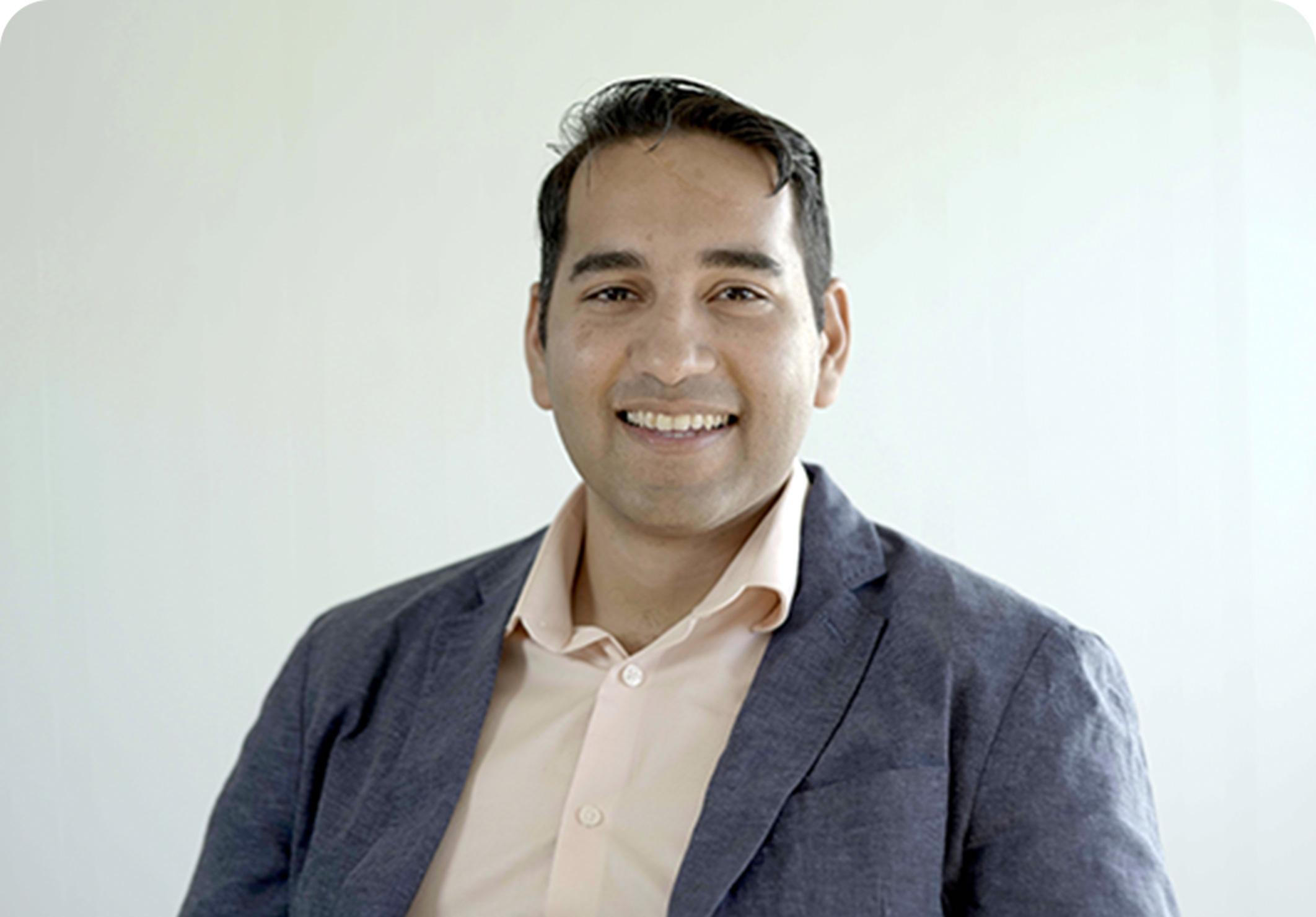 Ashar Rizqi, Co-Founder of the Blameless SRE Platform.
