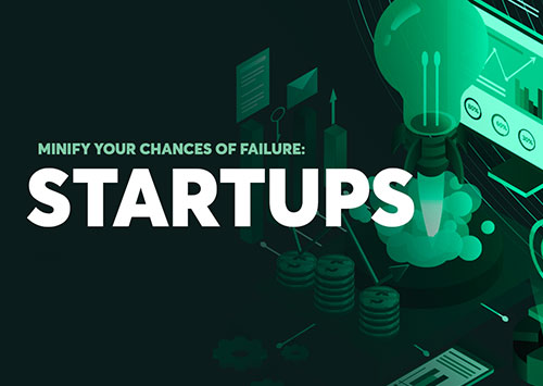 Creating a business from the ground up is tricky- there are no set rules to follow. Anything goes and you won't know what works until you try. Your path to success and the most valuable lessons you learn are through trial and error. Minify the failure of your startup by asking yourself the questions below.